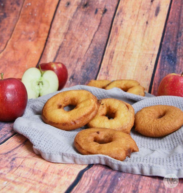 Gebackene Apfelspalten, Apfelringe, Apfelradln, veggie, vegane Tipps, Apfel, leicht, schnell, lecker, Kinder, Essen, Rezept Kindheitserinnerung