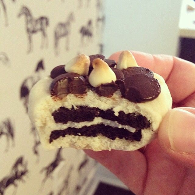 Cookie in a cookie.