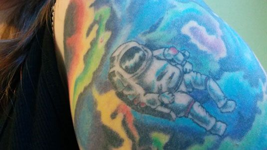 Why I Don't Regret My Bad Tattoos