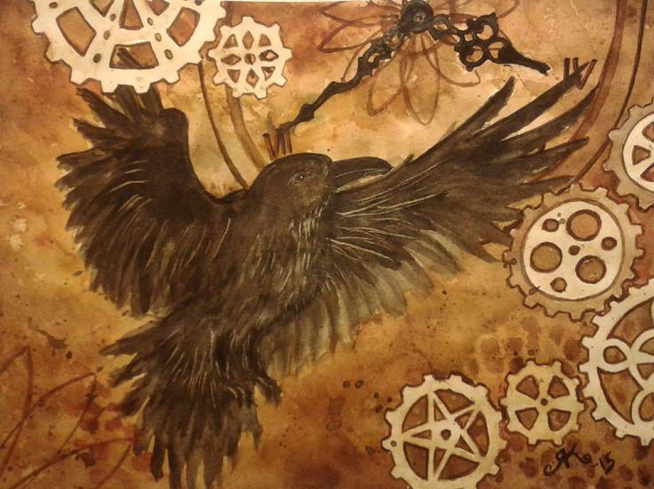 Raven by kiti83