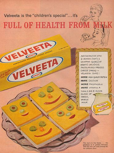 15 Totally Bizarre Vintage Food Advertisements