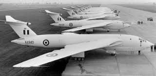 handley page victor bomber - Google Search