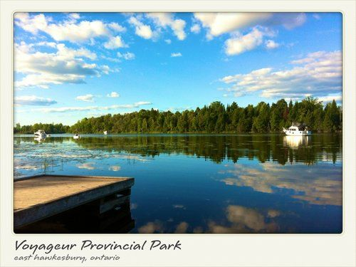 East Hawkesbury Travel photo of Voyageur Provincial Park - Attraction