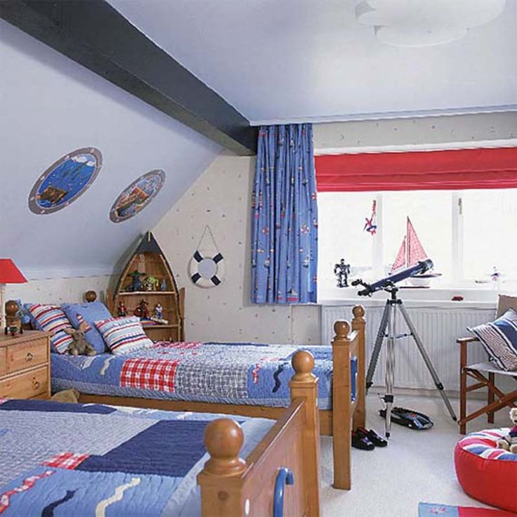 nautical-teen-boy-bedroom-decorating-ideas