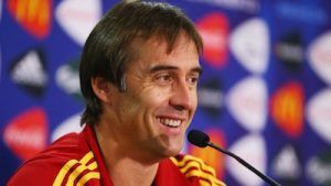 Julen Lopetegui seems to have the perfect management style for Spain. http://www.soccerbox.com/blog/management-style-julen-lopetegui/