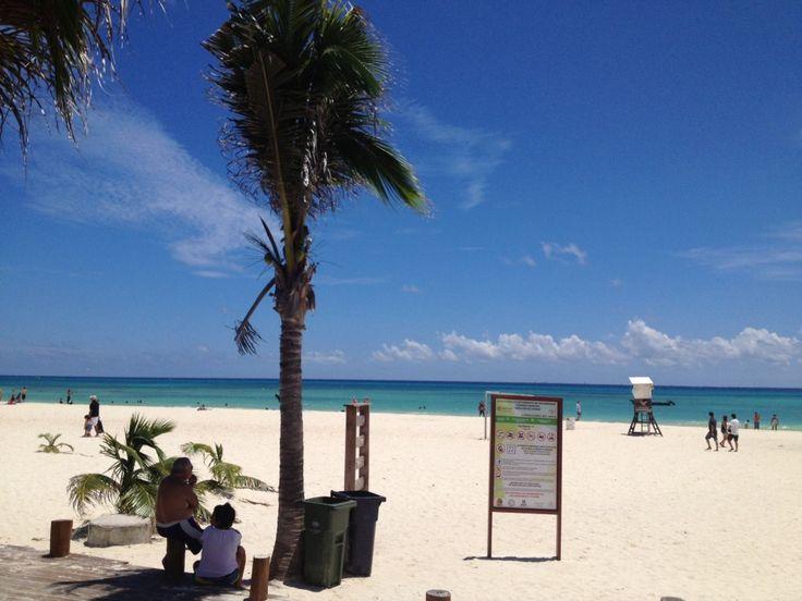 Heaven on earth ... Playa del Carmen, Mexico