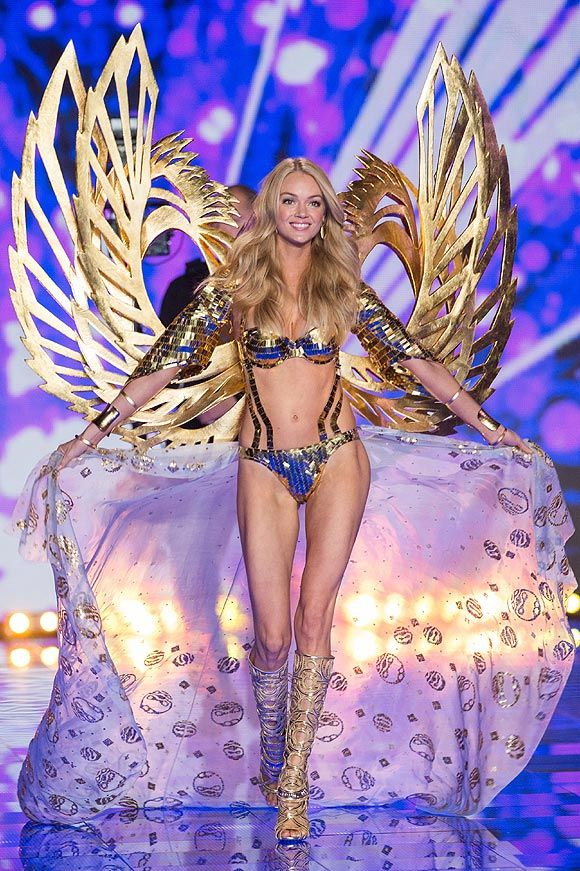Victoria's Secret 'Fashion Show' 2014