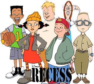Recess.. every saturday morning! on One Saturday Morning! -Best days of my childhood life!!! #90sKid