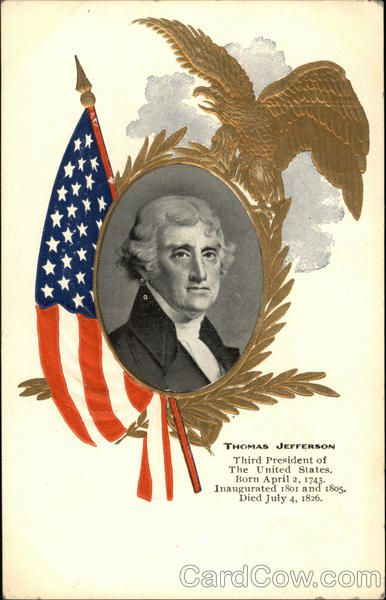 thomas jefferson flag