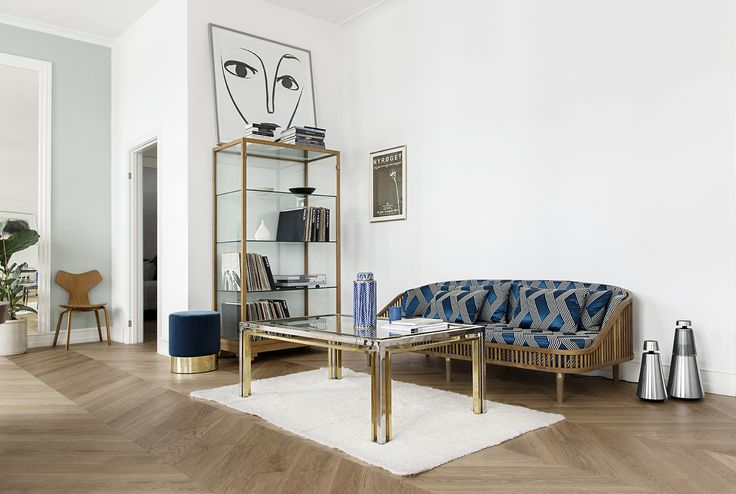 Mette Bonavent's Copenhagen home is an ode to Danish design and functional minimalism. Read full story on stories.bang-olufsen.com