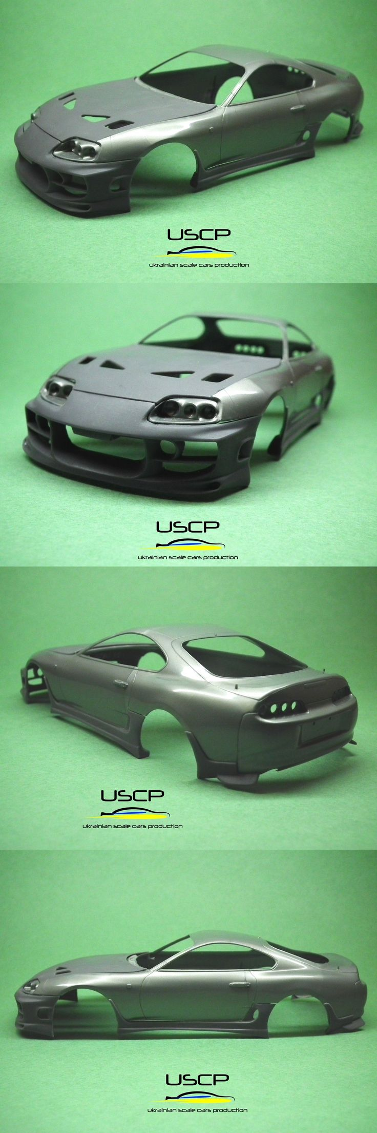 Toyota avanza details spec modified picture bodykit of html 2017 - Parts 166798 1 24 Toyota Supra Bomex Bodykit For Tamiya Buy It Now