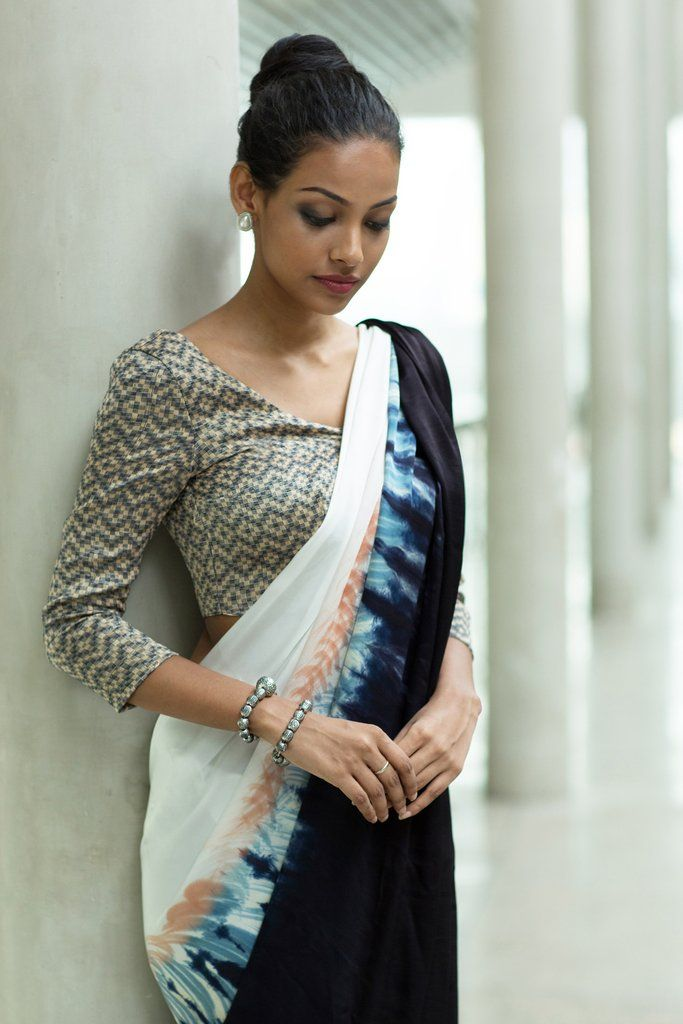 Silk Wave Saree from FashionMarket.lk