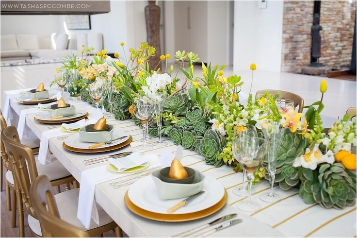 Wedding trends – a fresh spring wedding! | Fleur Le Cordeur