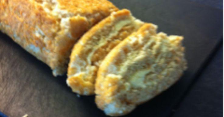 Morotskaka som rulltårta