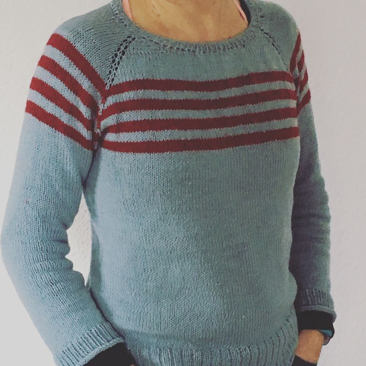 #ravello by #isabellkraemer knit with baby merino / drops