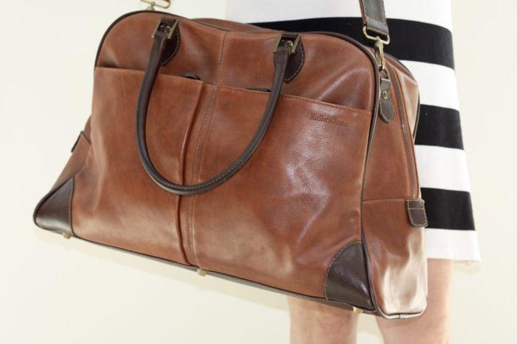 Marlboro Travel Bag i jej podróże