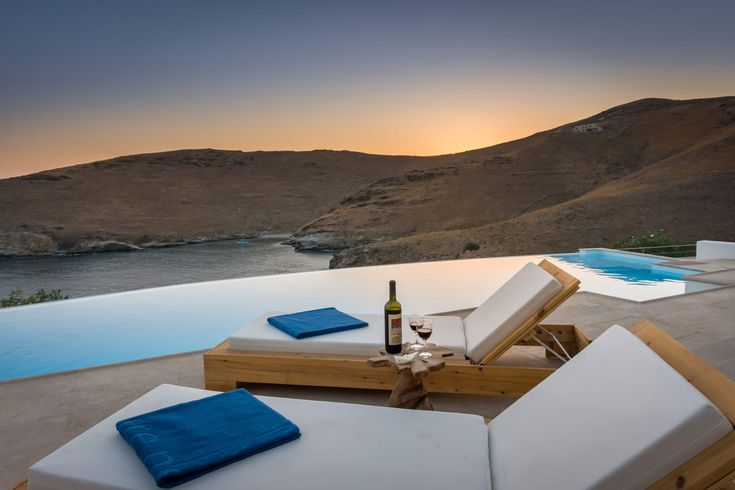 On the island of Syros and not far from the capital city Ermoupoli in the magical Cyclades, is found BluEros ...