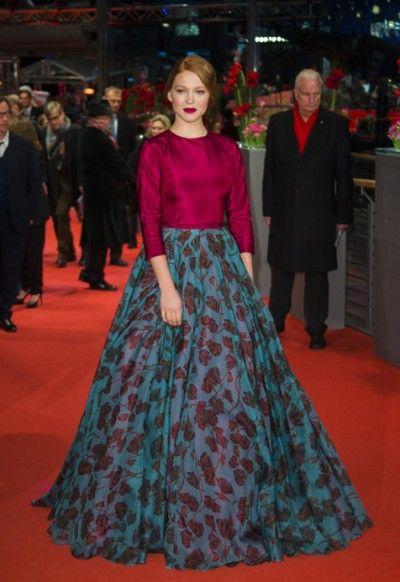 Internationale glamour op de rode loper van de Berlinale
