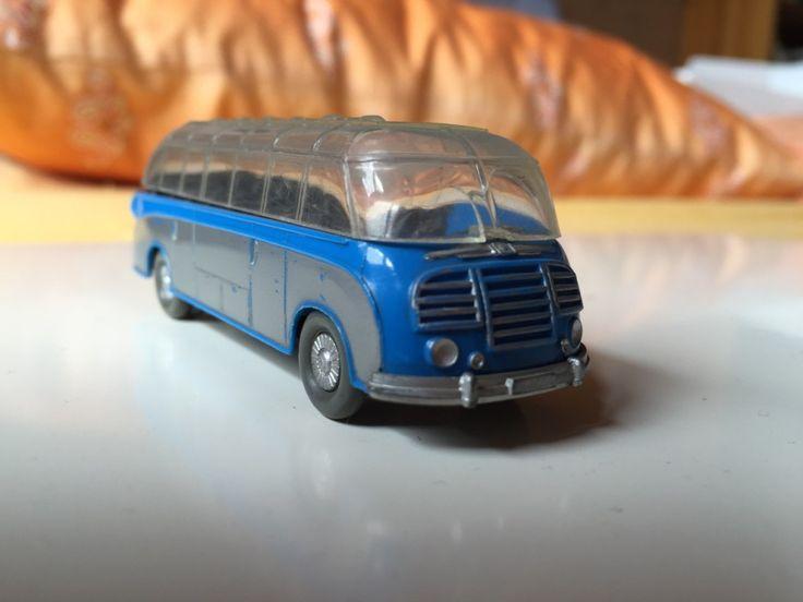 Wiking_730_Setra_Reisebus, #Wiking #Modellautos #ModelCars 1:87 #H0 #Setra Setra Reisebus  alte Wiking Autos