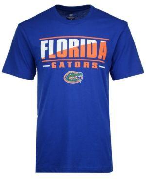 Colosseum Men's Florida Gators Two Face T-Shirt - Blue XL