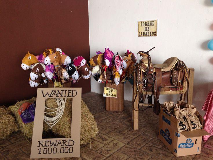 Las 25 mejores ideas sobre temas para fiesta de caballos - Fiestas originales para ninos ...