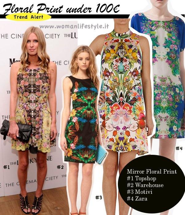 #mirror #floral #print #trendalert