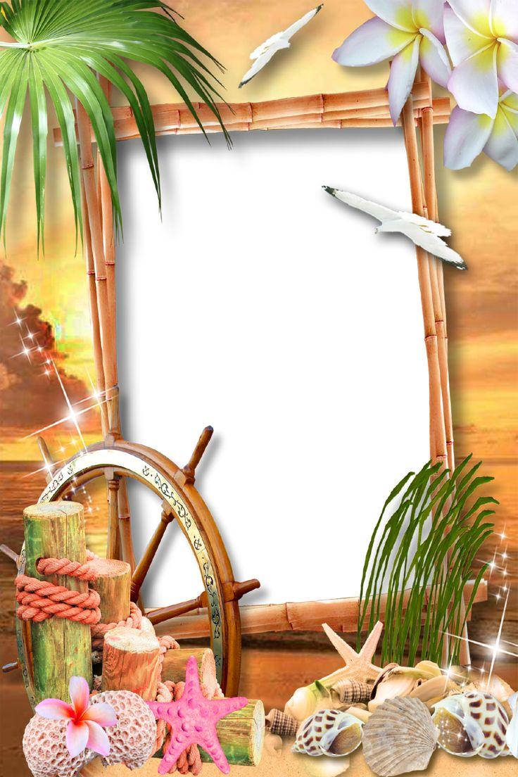 Photo Frame - Nautical Adventures