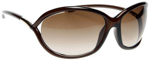 New Tom Ford Jennifer Sunglasses TF 8 692 TF8 Dark Brown Frame Gradient Brown Shades Size: 61-16-120 Tom Ford. Save 38 Off!. $240.50