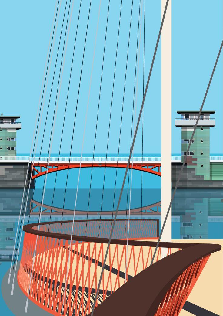 Copenhagen Bridges #Sivellink