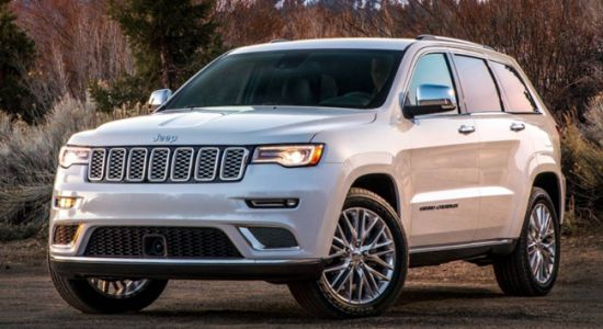2019 Jeep Grand Cherokee Overland Review