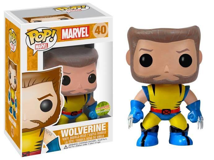 Pop! Marvel - Wolverine