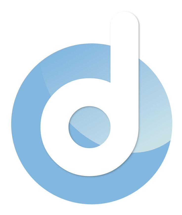 Icono para www.dragger.cl (sitio para compartir archivos de alto peso)  diseño Pajarita Make up. By Kata