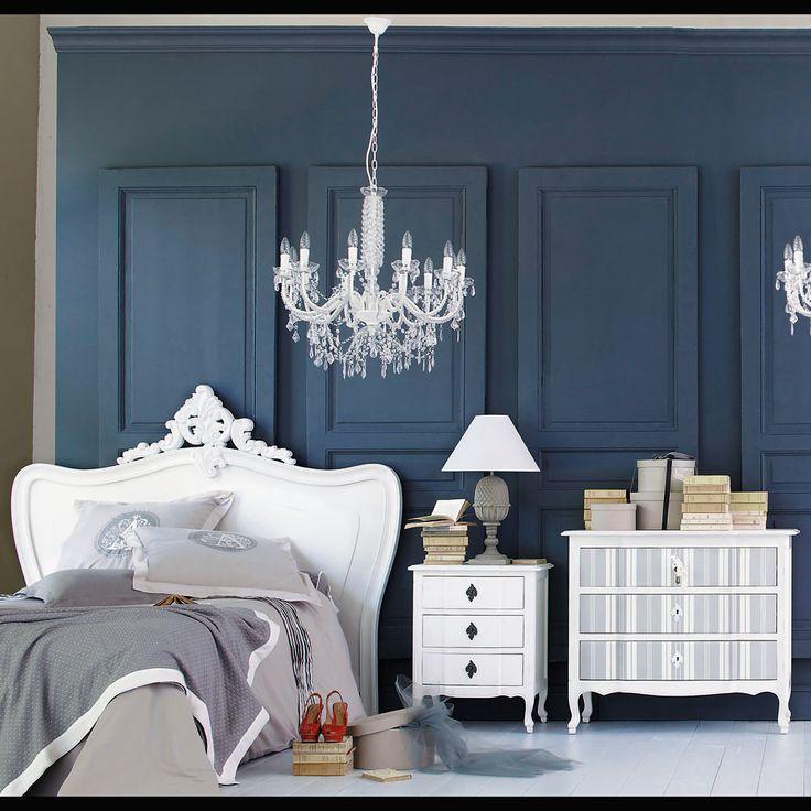 25 beste idee n over houten hoofdeinde op pinterest doe het zelf hoofdeinde hout recycled. Black Bedroom Furniture Sets. Home Design Ideas