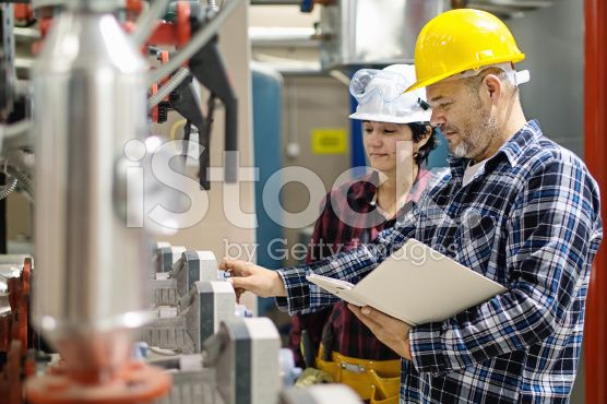 stationary engineers royalty-free stock photo