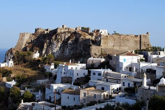 VISIT GREECE| Kythira Castle  #greekcastles #Greece