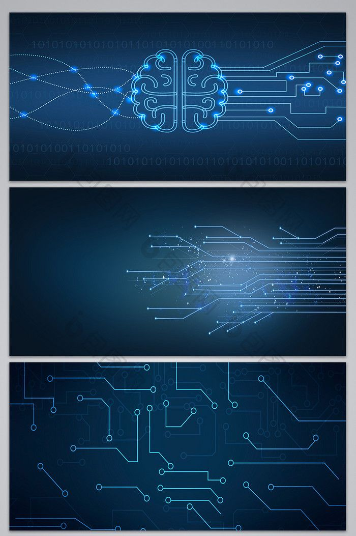 Technology Sense Line Poster Background Image Backgrounds Psd Free Download Pikbest Technology Posters Technology Background Technology Design