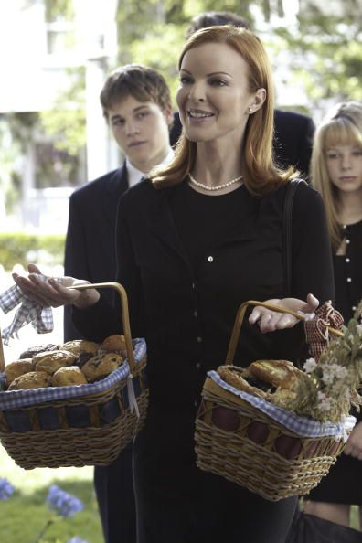 #MarciaCross #BreeVandeCamp #DesperateHousewives