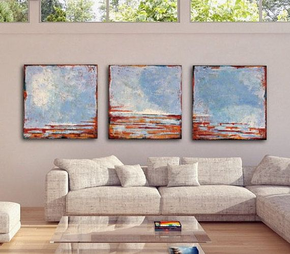 Large Abstract Painting Large Abstract Art by ArtbySonjaAlfreider
