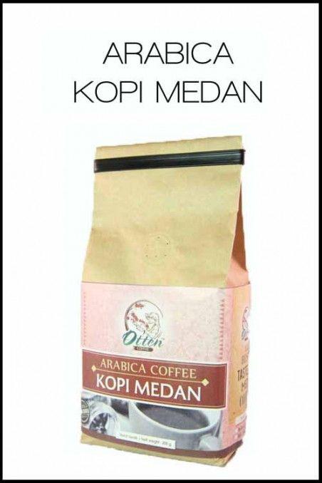 KOPI ARABICA MEDAN | OttenCoffee - Mesin Kopi , Coffee Grinder , Barista Tools , Kopi Indonesia