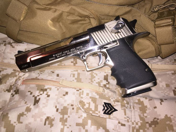 Desert Eagle 50 Action Express