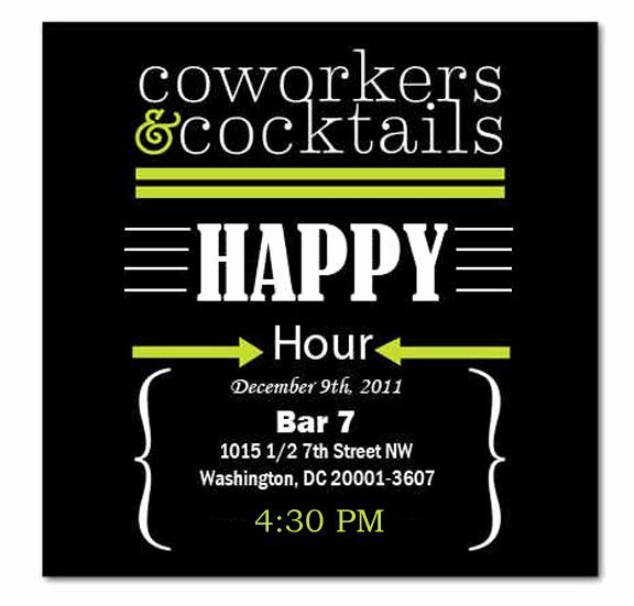 Funny Happy Hour Invitation Wording In 2020 Invitation Templates