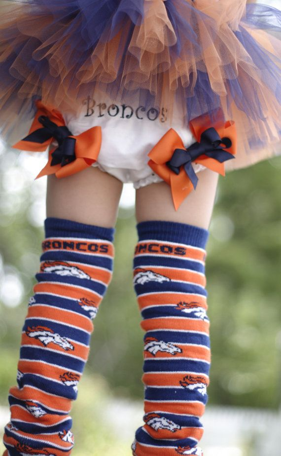Change the socks....you got a cute BSU outfit, for that special little girl in your life!