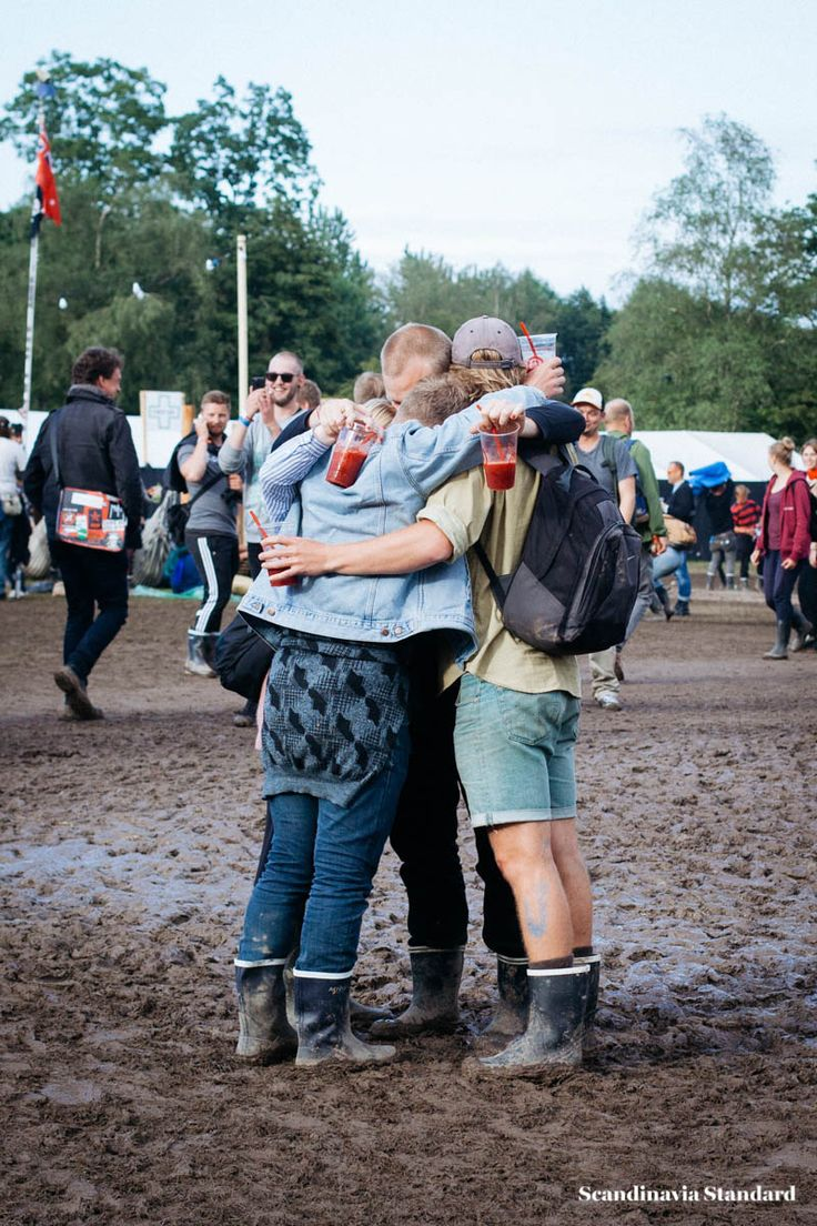 Take a look at the best style at Roskilde Festival 2017.