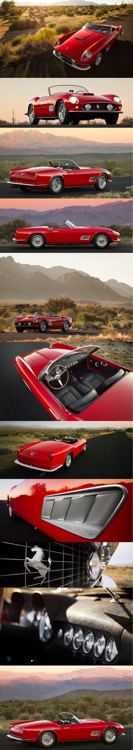 1637 Best Wheels Images On Pinterest Vintage Cars And Ferrari California Fuse Box 1958 250 Gt Spider The Most Beautifull Car Ever Build