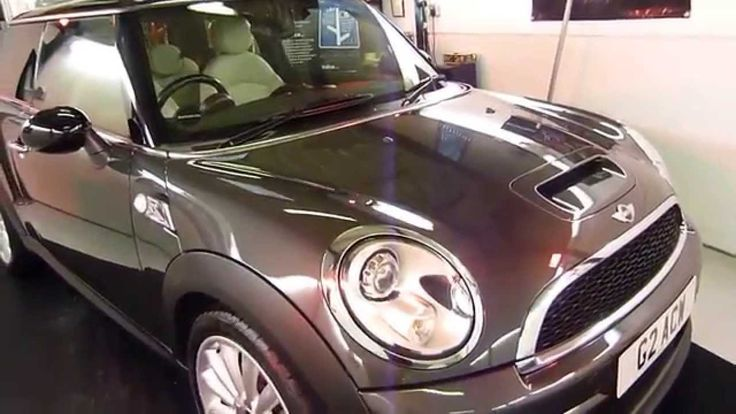 Migliore's top car care detailing product on a Mini!