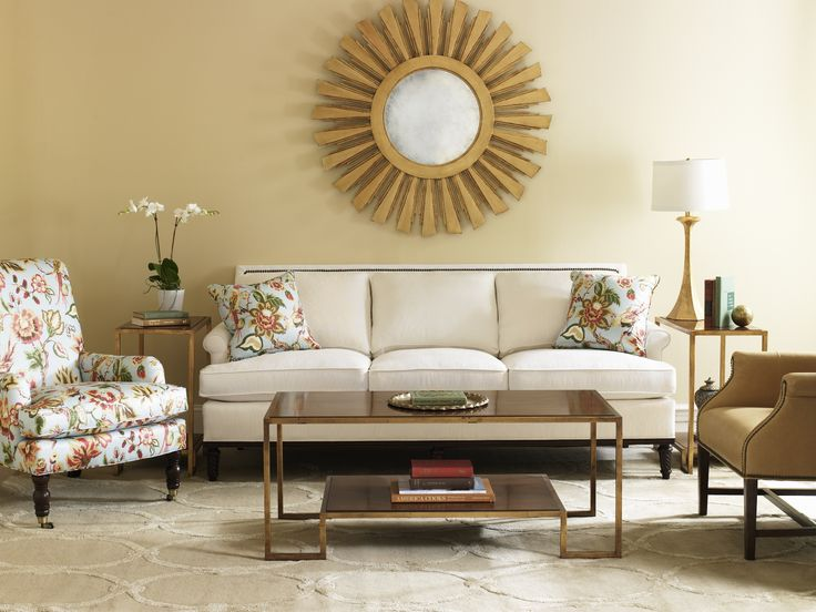 Miles Talbott Furniture Company   Olson Modern Classics Rug By Surya Looks  Great With Floral Patterns And Gold Accents.