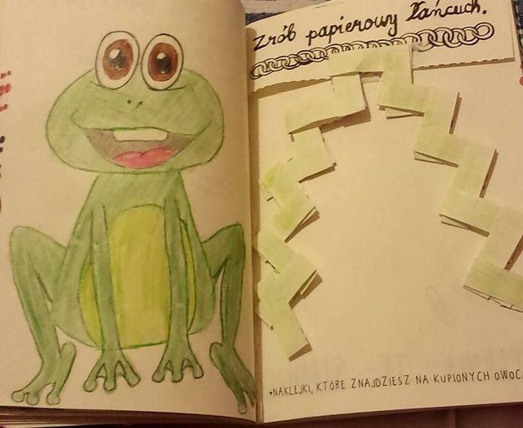Podesłała Oliwia Tomasiewicz #zniszcztendziennikwszedzie #zniszcztendziennik #kerismith #wreckthisjournal #book #ksiazka #KreatywnaDestrukcja #DIY