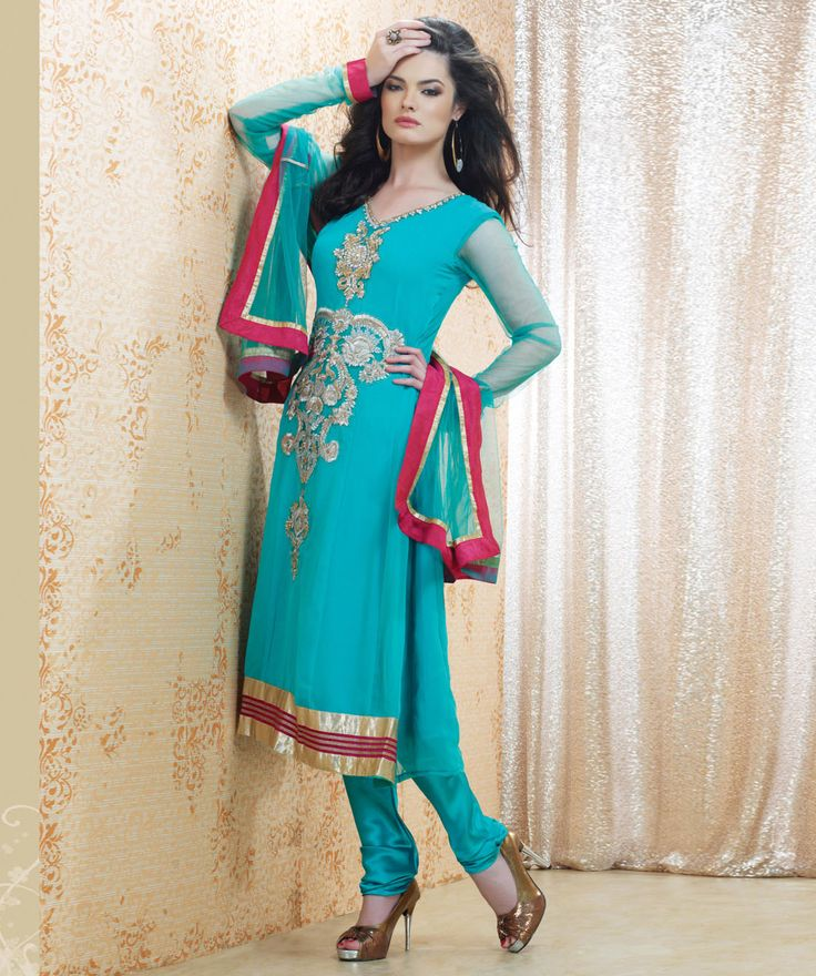 New Fashion Salwar Kameez 2013