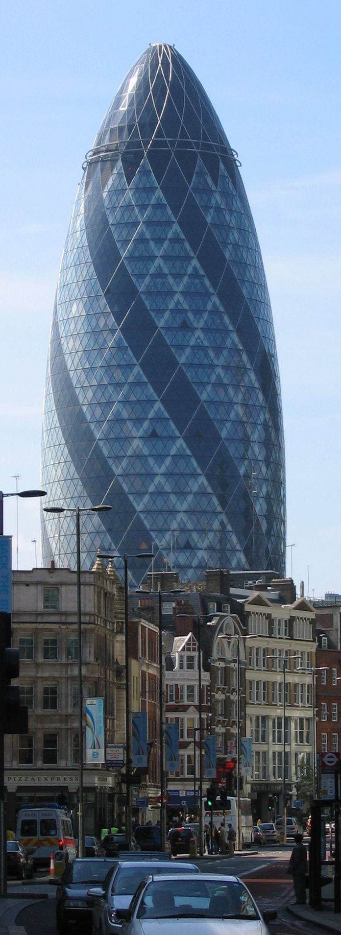 1000+ images about 30 St Mary Axe on Pinterest | Amazing ...
