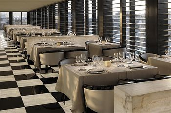 Armani Hotel Milano Milan Italy Restaurant